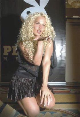<!--:es-->Niurka será imagen de portada de Playboy México en enero<!--:-->