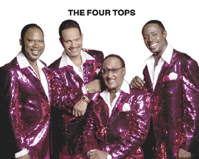 <!--:es-->RELIVE MOTOWN'S GLORY DAYS WITH THE TEMPTATIONS AND THE FOUR TOPS<!--:-->
