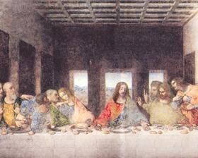 <!--:es-->Hallan supuesta imagen  en La Última Cena de Da Vinci<!--:-->