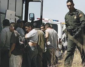 <!--:es-->Calor puede Provocar  más Muertes de Inmigrantes en Frontera<!--:-->