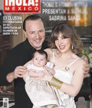 """<!--:es-->Confiesa Thalía que su vida era """"estéril"""" antes de tener a su hija<!--:-->"""