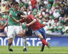 <!--:es-->México 1-1 España<!--:-->