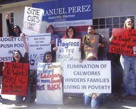 <!--:es-->Licensed Child Care Providers Launch Protest Against 