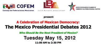 <!--:es-->Ante el Latin Businnes Association representantes de tres de los cuatro candidatos a la Presidencia, debatirán Agenda pragmática México- Estados Unidos.<!--:-->