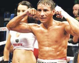 <!--:es-->Márquez afirma que se retira si pierde ante 'Papito' Vázquez<!--:-->