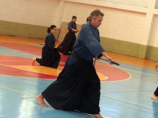 """<!--:es-->Seminario de Iaido, Jodo y Kendo """"Dr. Juan De Cisneros""""<!--:-->"""