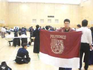 <!--:es-->Politécnico en el 45º Taikai Universitario de Japón<!--:-->