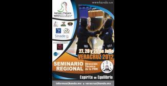 <!--:es-->El Puerto de Veracruz sede del Seminario Regional de Kendo de la FMK<!--:-->