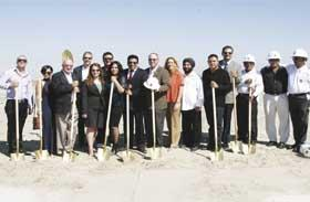 <!--:es-->The Chandi Group USA holds  Two Groundbreaking Ceremonies<!--:-->