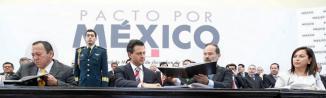 <!--:es-->El Pacto Político contra monopolios deberá resolver los 5 ejes y 13 decisiones de justicia social que plantea EPN  para comenzar su gobierno.<!--:-->