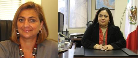 <!--:es-->Designa Canciller Mead a Luisa Fajer como Directora para América del Norte y nombra a Reyna Torres Mendívil  a la Dirección de Protección de Mexicanos en el Exterior.<!--:-->