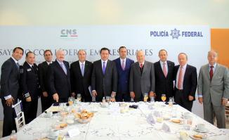 <!--:es-->Cúpula Empresarial refrenda apoyo a la estrategia de Seguridad del Gobierno<!--:-->