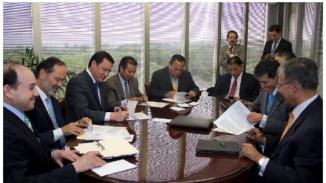 <!--:es-->Avanzar en Reforma Electoral  consensan integrantes del Pacto por México<!--:-->