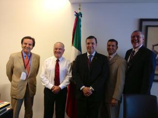 <!--:es-->Logística de transporte, seguridad y eficiencia  temas legislativos torales de la próxima Reunión Interparlamentaria México- EUA para agilizar el comercio fronterizo<!--:-->