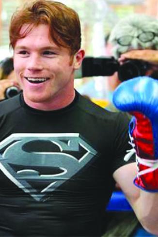 "<!--:es-->Suma ""Canelo"" Alvarez 203 rounds de boxeo para pelea vs Floyd Mayweather<!--:-->"