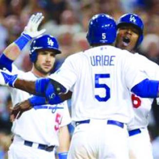 <!--:es-->Dodgers Van a la Serie de Campeonato<!--:-->