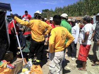 """<!--:es-->Ante la emergencia del huracán """"Manuel"""" la paz queretana en acción humanitaria.<!--:-->"""