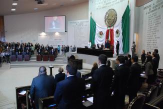 <!--:es-->Quedó Instalada  la LXIII Legislatura del Congreso de Veracruz<!--:-->