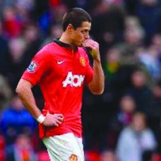 <!--:es-->Rechazó Manchester United ofertas por 'Chicharito'<!--:-->