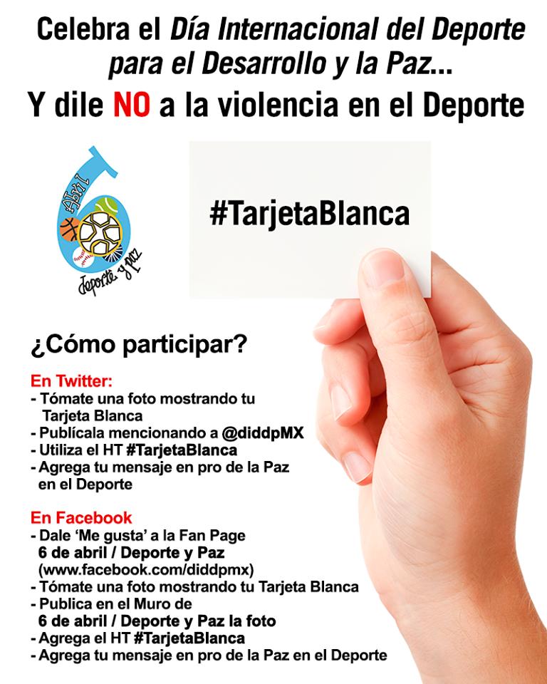 <!--:es-->Comnapaz y El Regional lanzan la campaña  #TarjetaBlanca, para inhibir actos violentos en el deporte nacional<!--:-->
