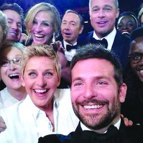 <!--:es-->El selfie de los Oscar vale casi mil millones de dólares<!--:-->