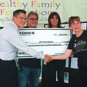 <!--:es-->Kohl's Department Stores to Donate $21,682 to John F. Kennedy Memorial Foundation of Palm Desert for Home Safety Program<!--:-->