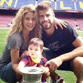 <!--:es-->Shakira Sueña con ser Primera Dama del Barcelona<!--:-->