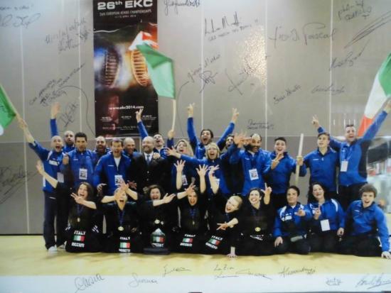 <!--:es-->Entrevista con Christian Filippi, capitan del equipo varonil italiano, oro en 26º campeonato europeo de kendo.<!--:-->