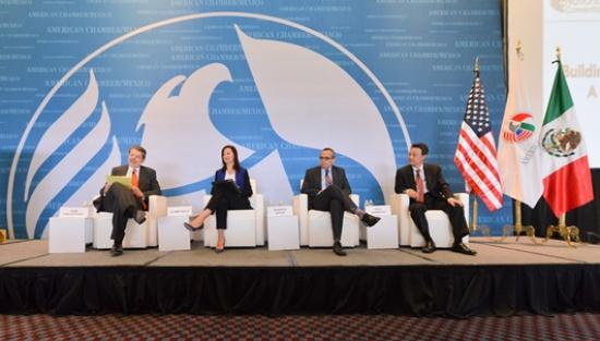 <!--:es-->Prosperando juntos, eje en la 13ª Convencion Nacional de la American Chamber of Commerce of México<!--:-->