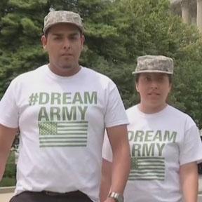<!--:es-->Evalúan ingreso de Dreamers a Programa Militar<!--:-->