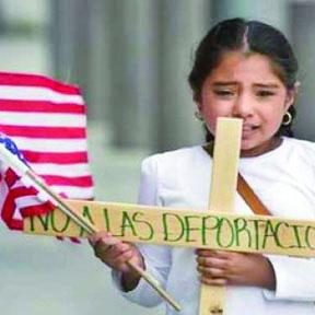 <!--:es-->Johnson reitera que los niños  Indocumentados detenidos en la Frontera serán Deportados<!--:-->