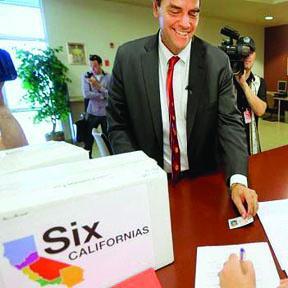 <!--:es-->Presentan Propuesta para Dividir California en 6 Estados<!--:-->
