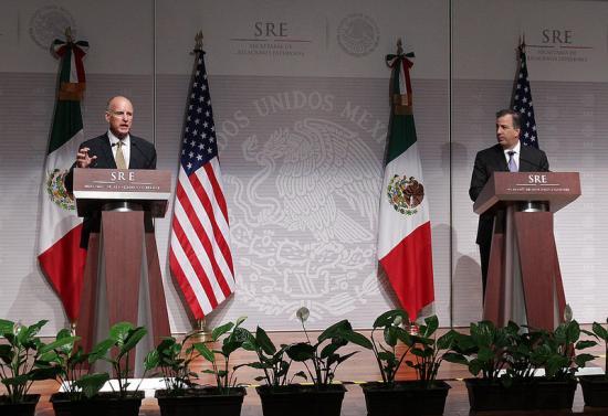 <!--:es-->California y México,  privilegian  aspecto humanitario en caso de menores migrantes: Meade Kuribreña<!--:-->