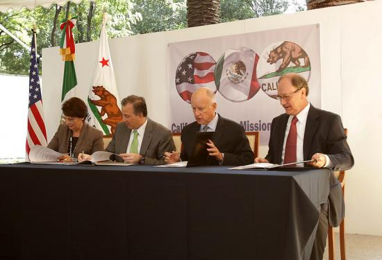 <!--:es-->México y California suscribieron memorándum de entendimiento en materia de educación superior<!--:-->
