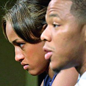 <!--:es-->Janay Rice, esposa del corredor, lo defiende tras Video de Agresión<!--:-->