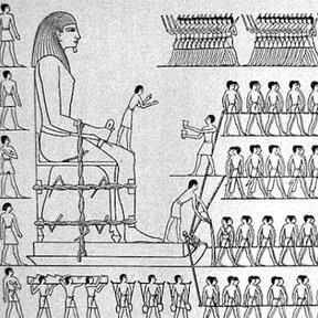 <!--:es-->Resuelto el misterio acerca de cómo los egipcios movían las piedras  de las pirámides<!--:-->