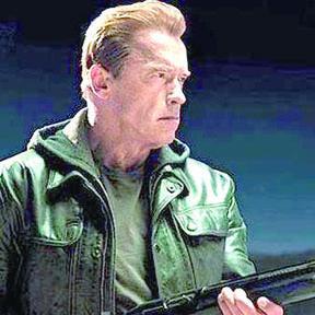 """<!--:es-->Primera imagen de Schwarzenegger como Terminator """"viejuno""""<!--:-->"""