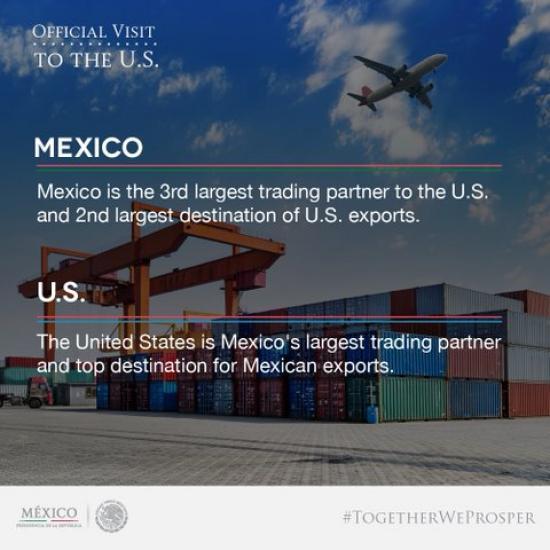 <!--:es-->Juntos prosperaremos; anuncio del encuentro de alto nivel entre Obama- Peña Nieto<!--:-->