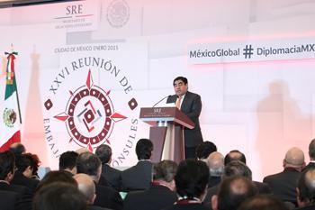<!--:es-->SENADOR MIGUEL BARBOSA ASEVERÓ, ANTE EMBAJADORES Y CÓNSULES QUE EL SENADO EVALUARÁ Y ANALIZARÁ LA POLITICA EXTERIOR MEXICANA<!--:-->