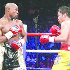 <!--:es-->Manny Pacquiao y Floyd Mayweather Jr. enfrentan sendas demandas<!--:-->