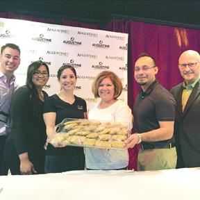 TKB Bakery & Deli Celebrate Chocolate Chip Day at Augustine Casino