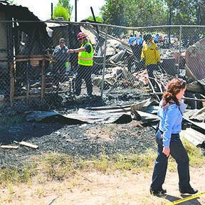 Un incendio en un asilo de Mexicali deja al menos 16 personas muertas