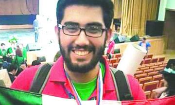 <!--:es-->Mexicano consigue bronce en Olimpiada Internacional de Geografía<!--:-->