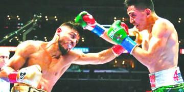 La Noche que Volvió a Brillar el Boxeo Mexicano