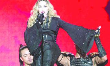 <!--:es-->Madonna castigó a uno de sus bailarines por llegar tarde..!<!--:-->