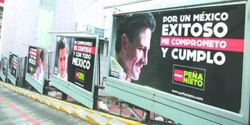 El Gobierno de Enrique Peña Nieto gasta cifra histórica en publicidad