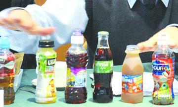 <!--:es-->522.5 mdp se dejarán de recaudar, por bajar impuesto a bebidas azucaradas<!--:-->
