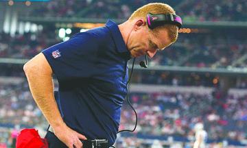 <!--:es-->Jason Garrett es culpable por el desastre ofensivo de los Cowboys<!--:-->
