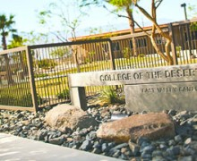 College of the Desert classes still available for spring semester at all campuses