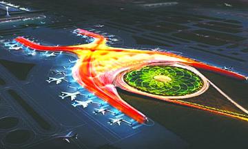 <!--:es-->Nuevo aeropuerto capitalino será uno de los tres más grandes en el mundo<!--:-->